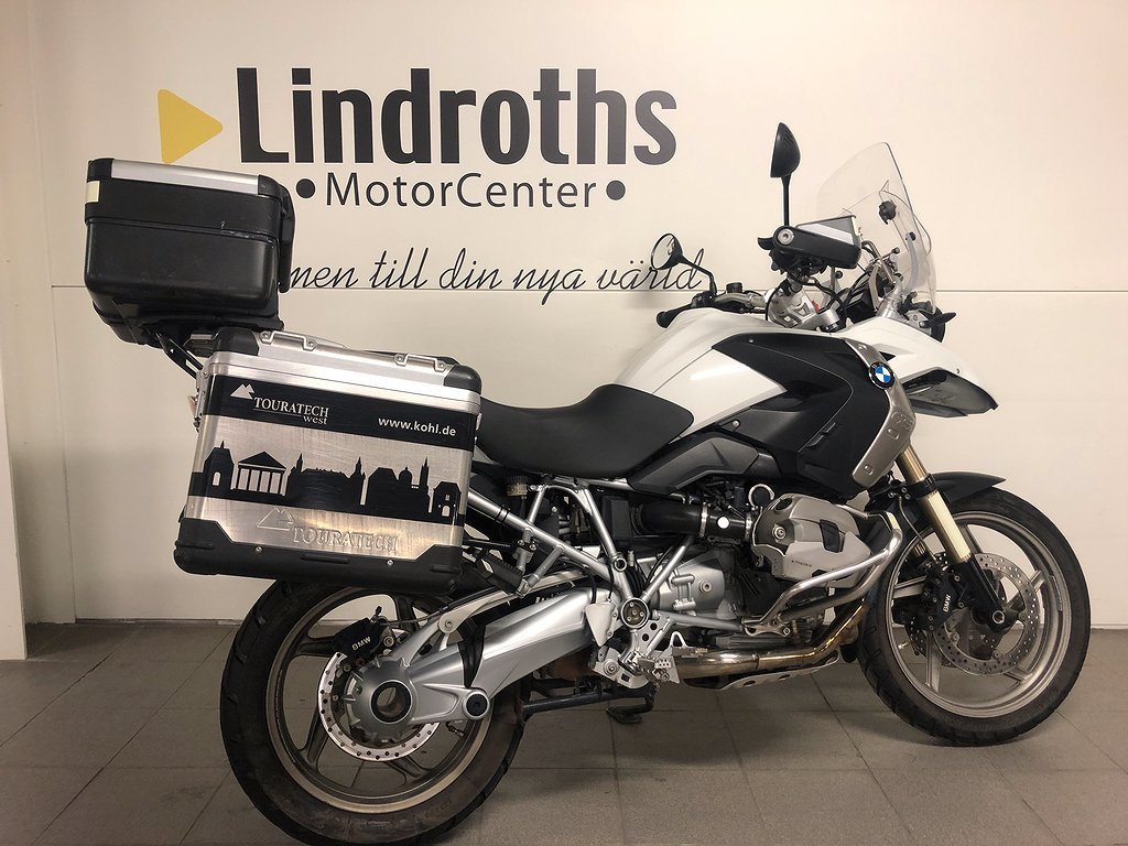 BMW R 1200 GS *Fri Frakt*