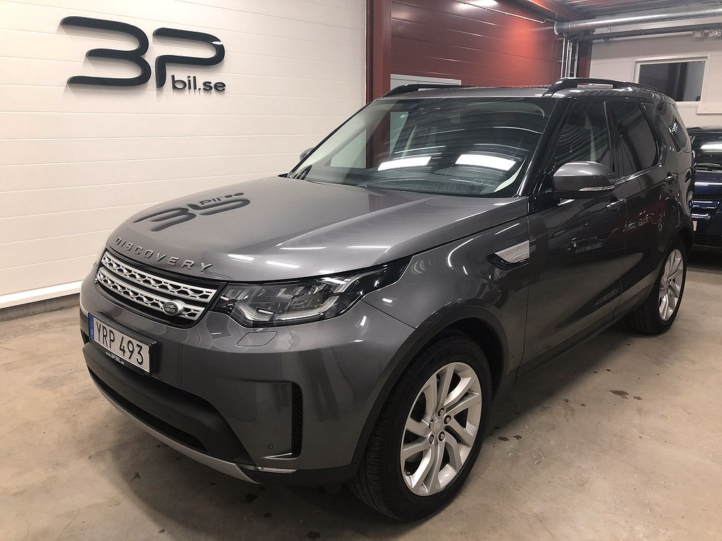 Land Rover Discovery TD6 HSE /258HK/7sits/EU6/