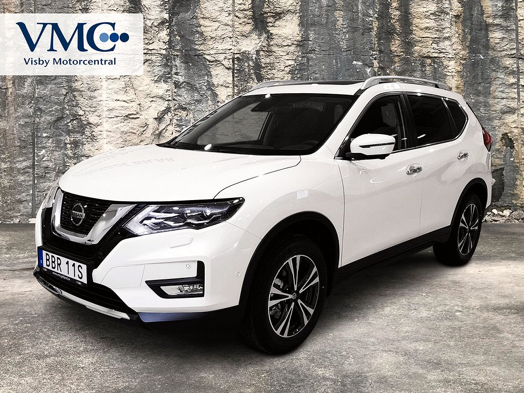 Nissan X-Trail 160 N-Connecta 2WD DCT 7s