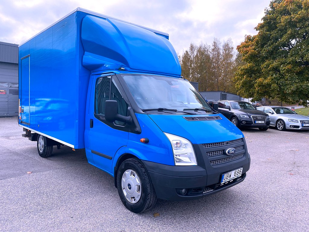 Ford Transit Chassi Cab 3500 2.2 TDCi 140hk