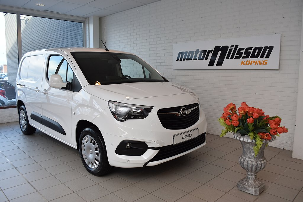 Opel NYA Combo Launch Edition L1H1 1.5D 100hk S/S