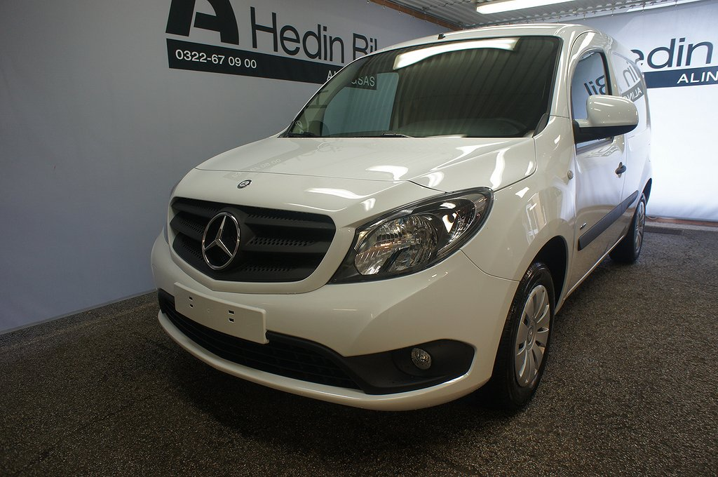 Mercedes-Benz Citan 109 CDI FIGHTER LÅNG