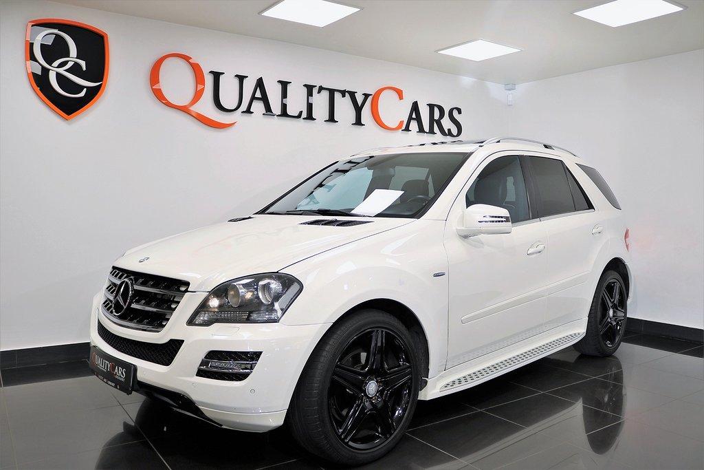 Mercedes-Benz ML 350 CDI/ 4MATIC/ 7G-Tronic / Sv-såld