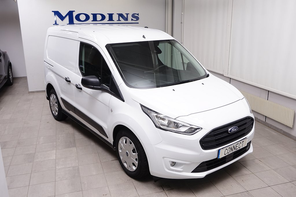 Ford Connect 1,5 100HK AUT L1 Adaptivfart/Värmare/Backkamera