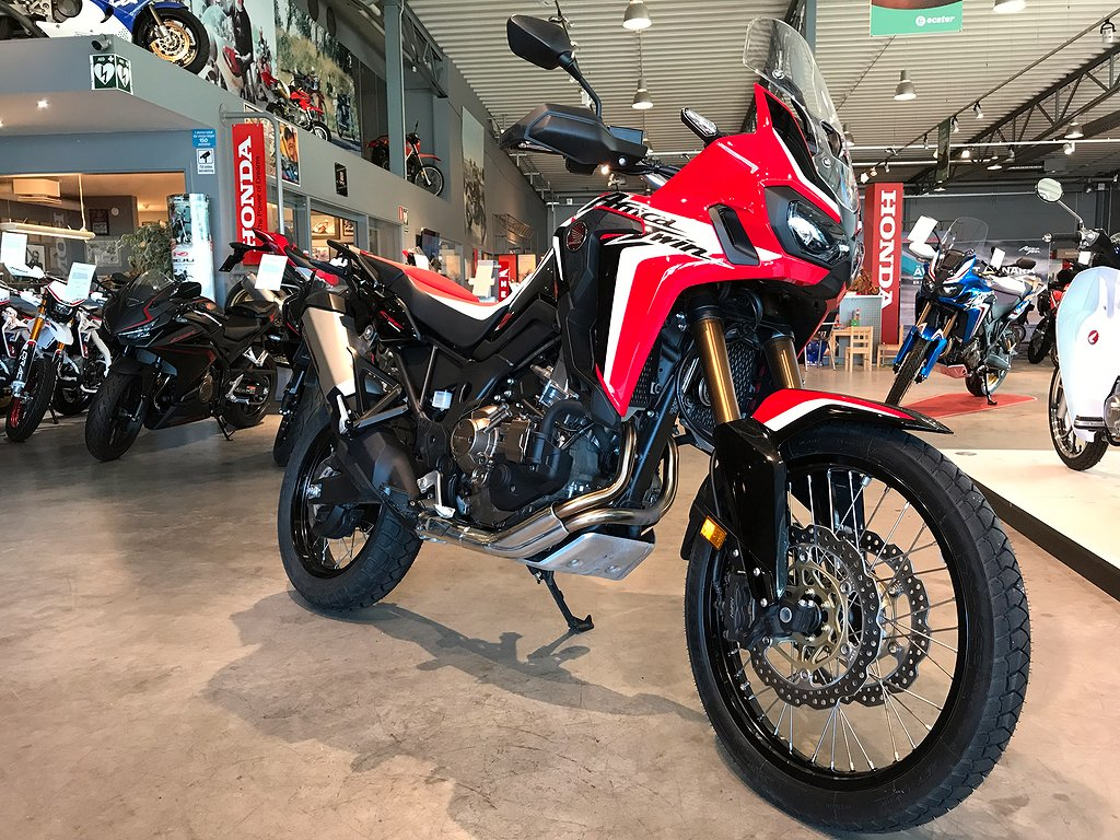 Honda CRF1000D Africa Twin DCT *Endast 180mil*