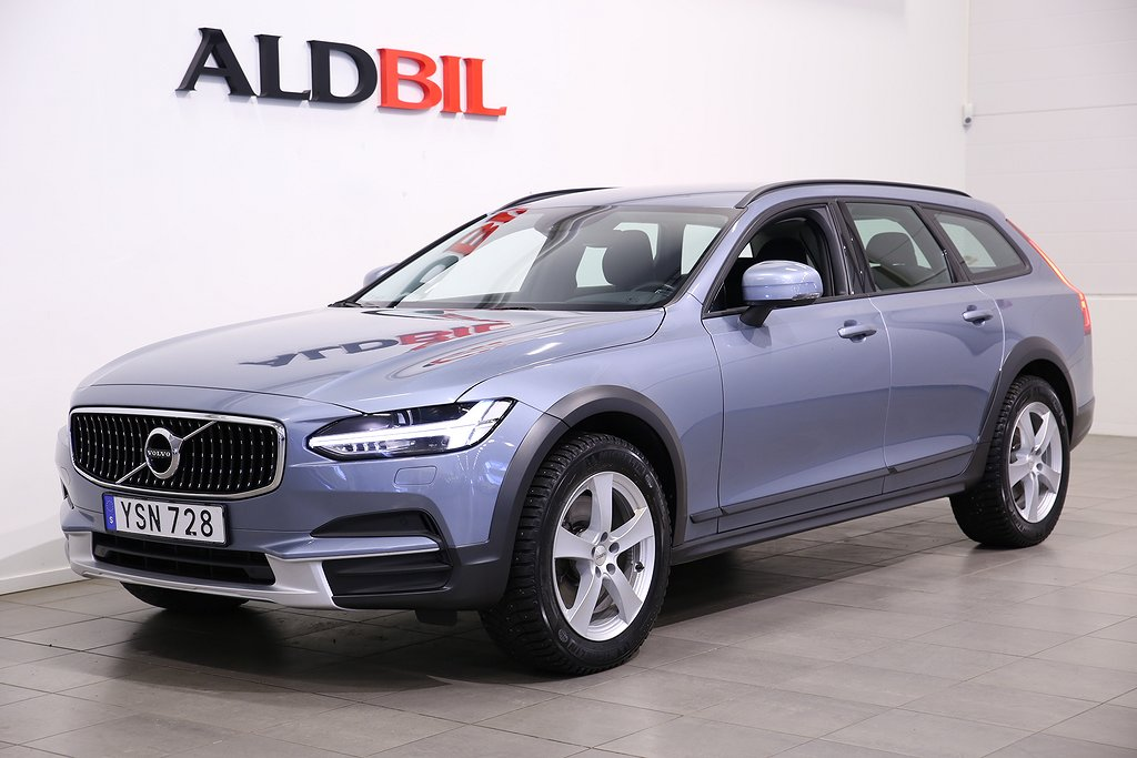 Volvo V90 Cross Country D4 190hk AWD Business Aut / VOC / CAM / PDC