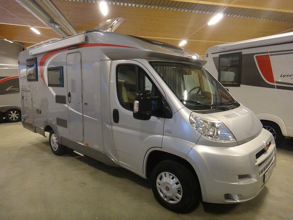 """Bürstner Travel Van T 620 """"Enkelsängar""""Vinterpaket""""Garage"""""""