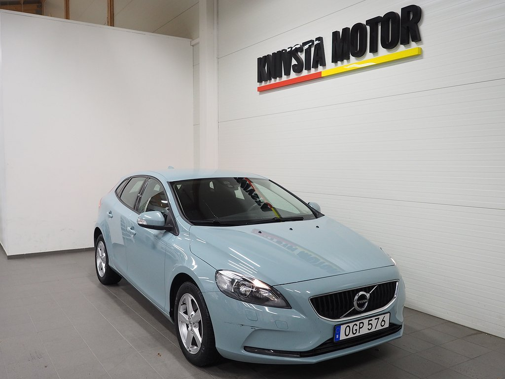 Volvo V40 T2 AUT Kinetic 122hk 2017