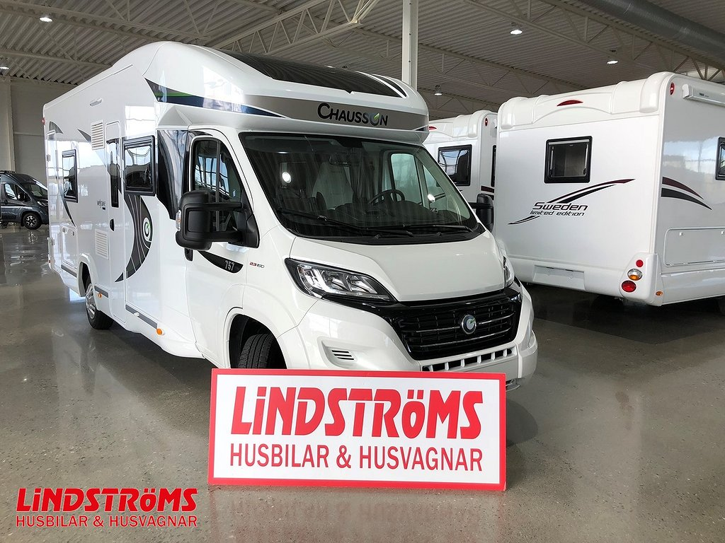 Chausson Welcome 757 Fiat