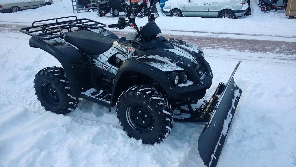 Sprint PLOGBLAD PASSANDE ALLA ATV