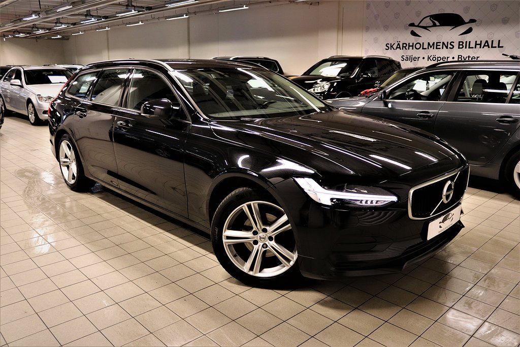 Volvo V90 D3 150HK BUSINESS VOC 10000MIL