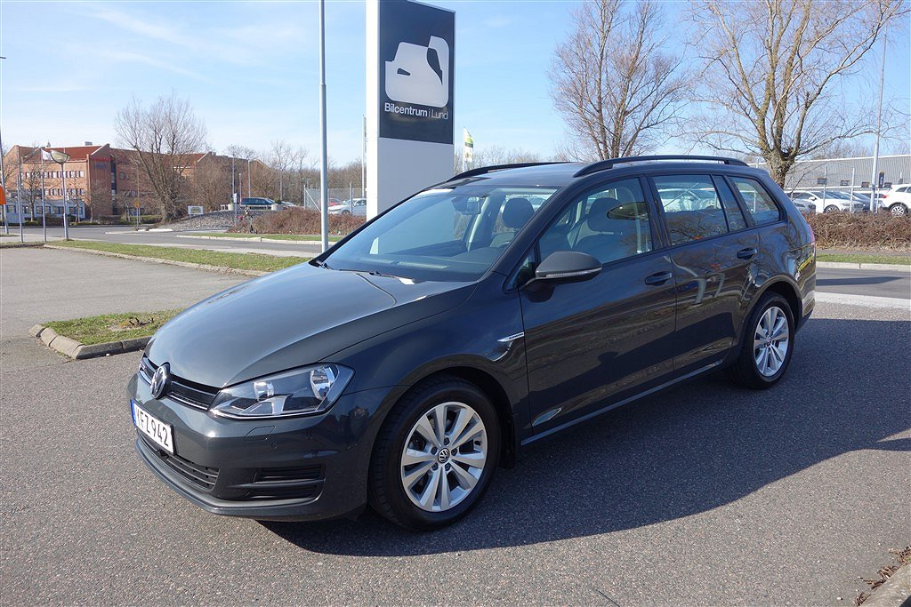 Volkswagen Golf SC 1.4 TGI BlueMotion
