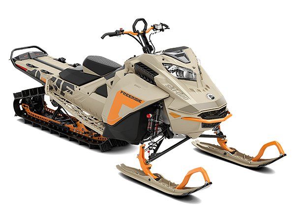 Ski-doo Freedride 165 850 E-TEC Turbo