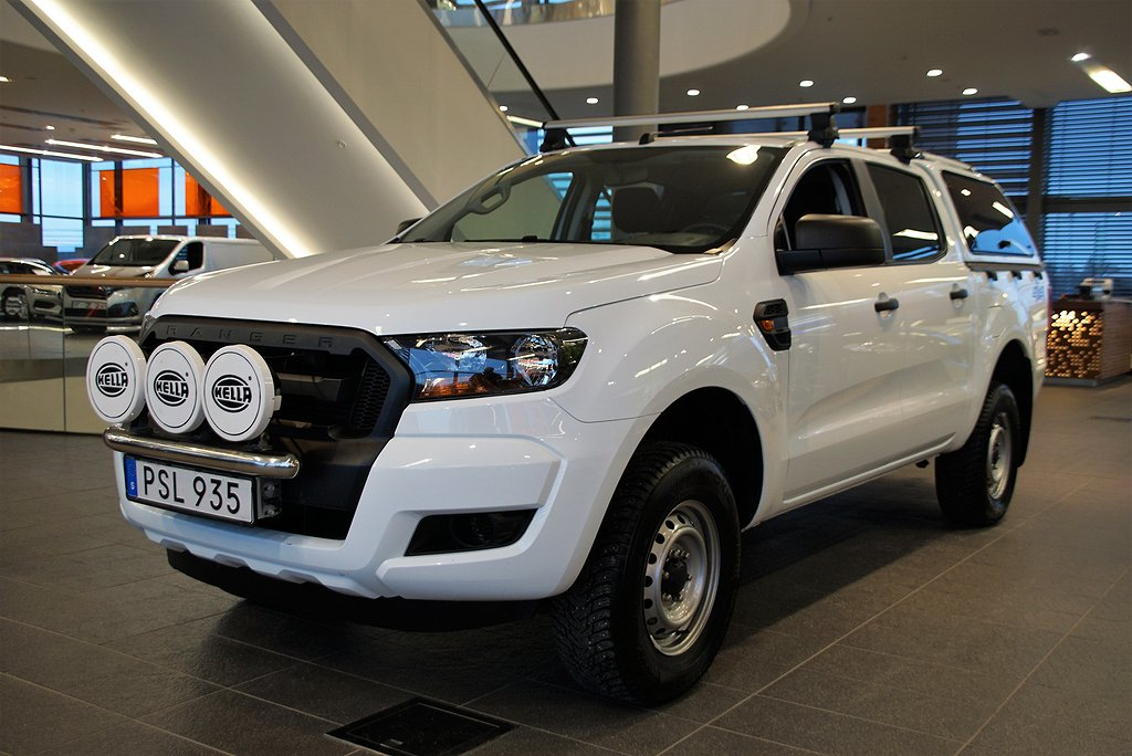 Ford Ranger Double Cab XL 160 4x4