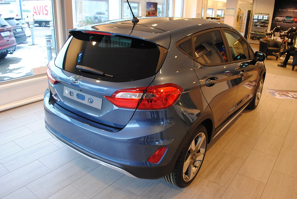 Ford Fiesta Active 1.0T EcoBoost 100hk