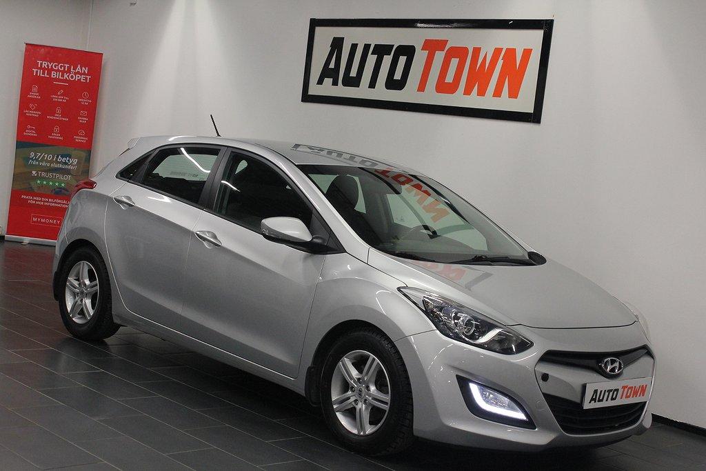 Hyundai i30 1.6CRDi /Kamkedja /Drag /M-värme (110hk)