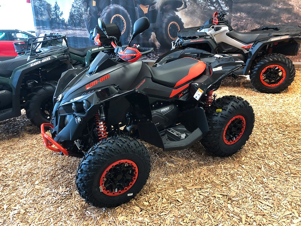 Can-Am Renegade XXc 1000 T