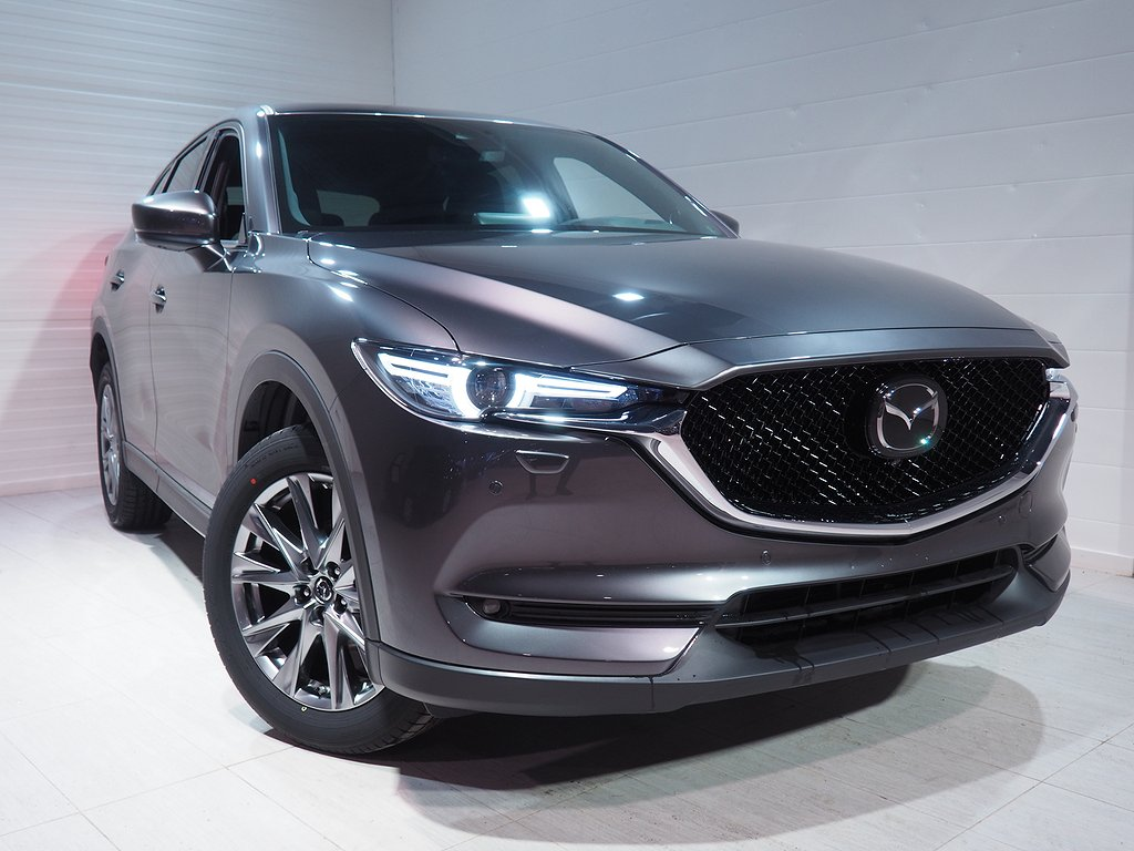 Mazda CX-5 Optimum 2,5 AWD Aut Signature Kampanjränta 1.99% 2020