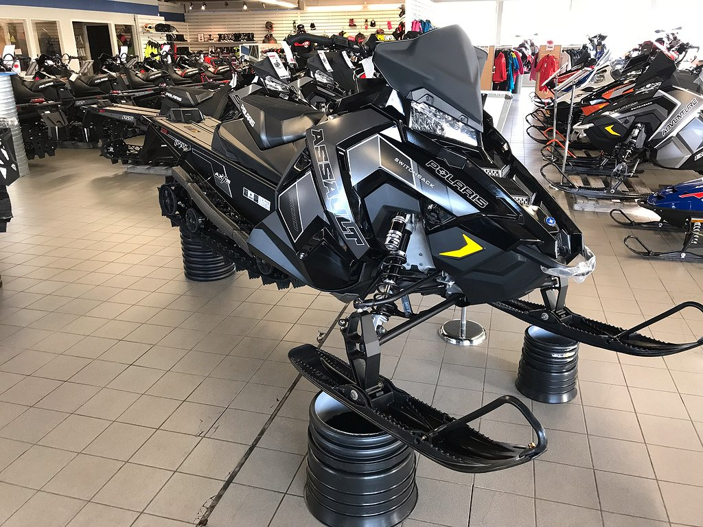 Polaris 600 Switchback Assault 144