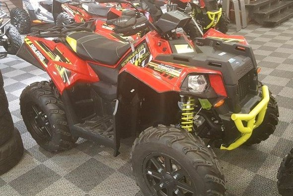 Polaris Scrambler XP 1000 T3b