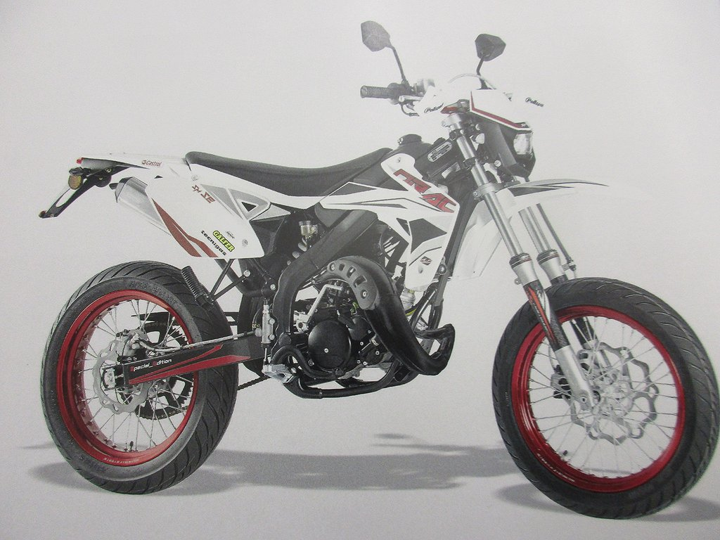 Rieju MRT 50 RS Special Edition