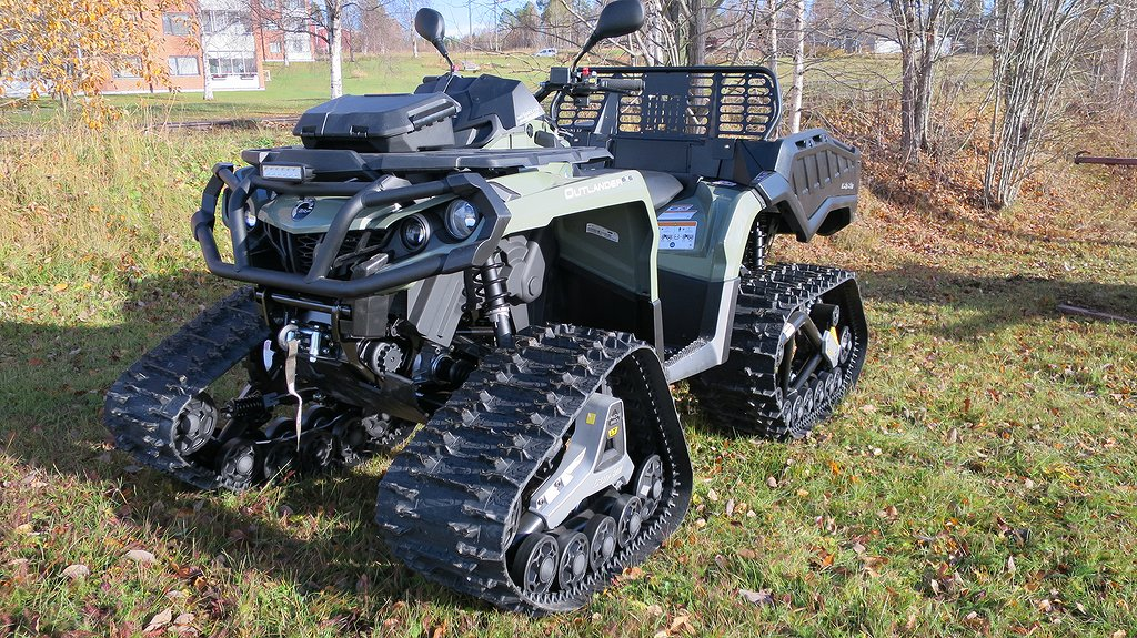 Can-Am Outlander 6x6 1000 Pro