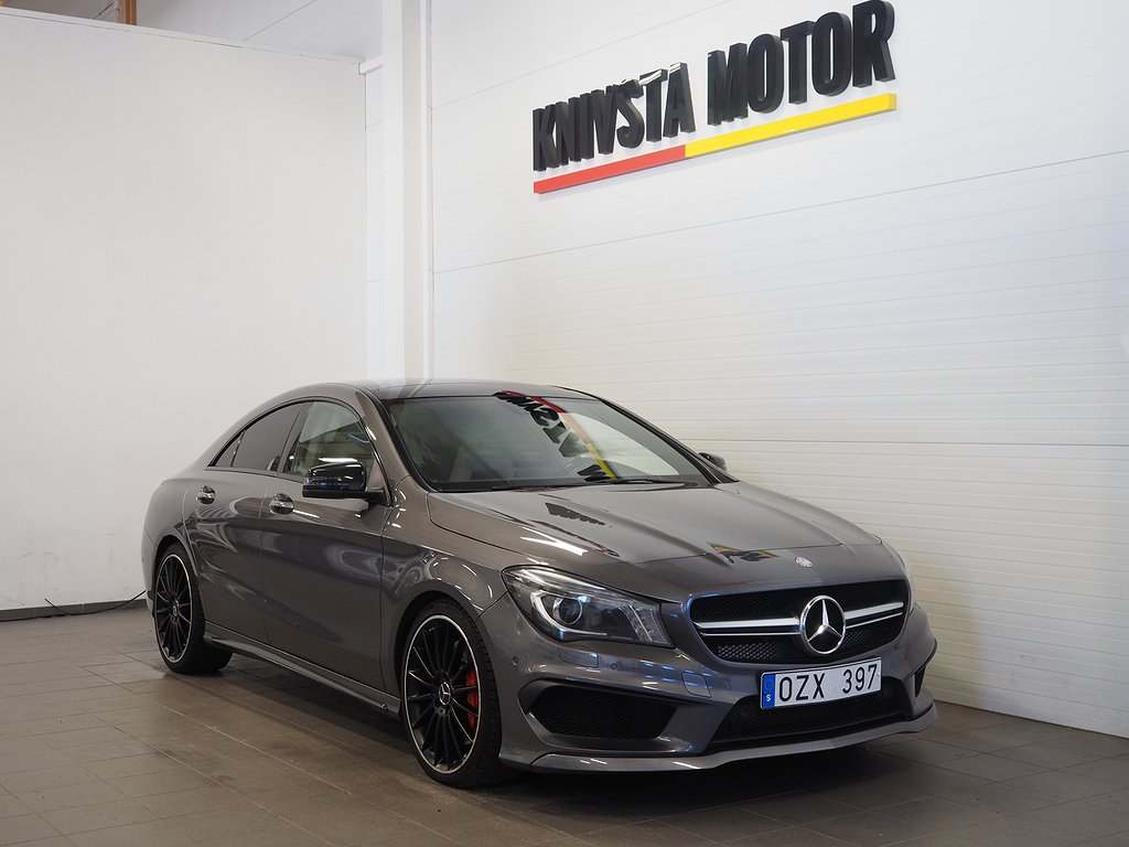 Mercedes-Benz CLA 45 AMG 4MATIC Exclusive 2014