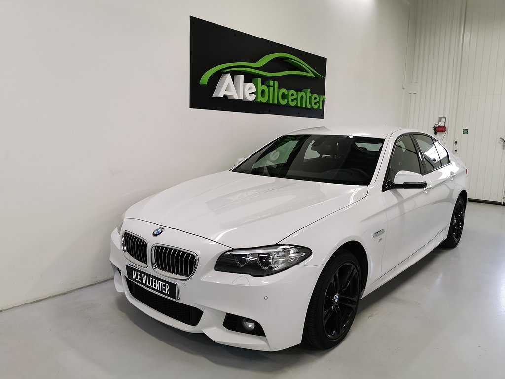 BMW 520 d xDrive/M-Sport/Steptronic/Euro 6