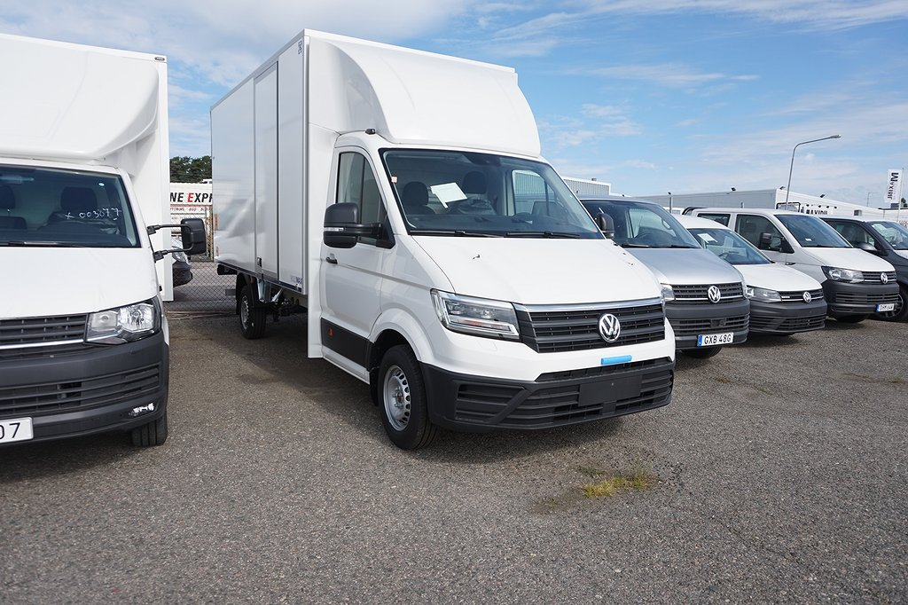 Volkswagen Crafter CHASSI CRAFTER 35 EH 177 HK AUT 448
