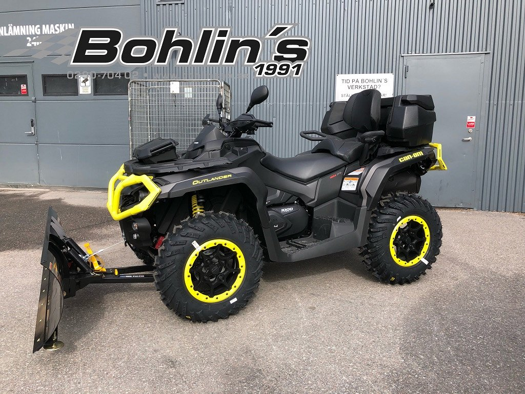 Can-Am Outlander 1000 MAX XT-P T3 B