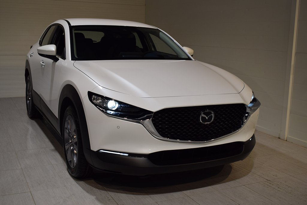 Mazda CX-30 MildHybrid PRIVATLEASING 2020