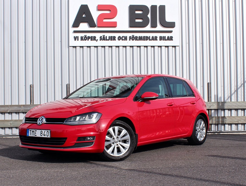 Volkswagen Golf 5-dörrar 1.4 TSI BlueMotion Highline KAMPANJ