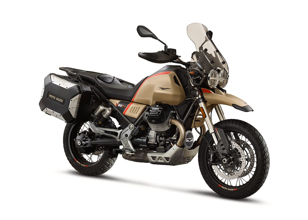 Moto Guzzi V85 TT Travel Pack