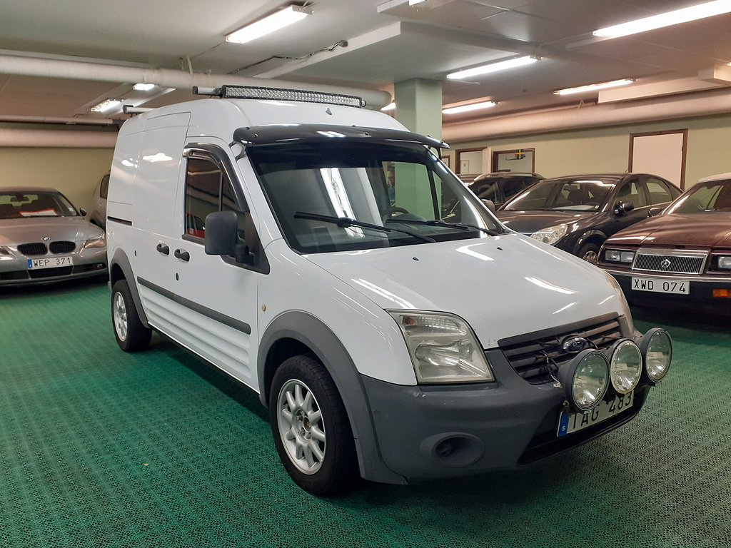 Ford Transit Connect LWB 1.8 TDCi 90hk