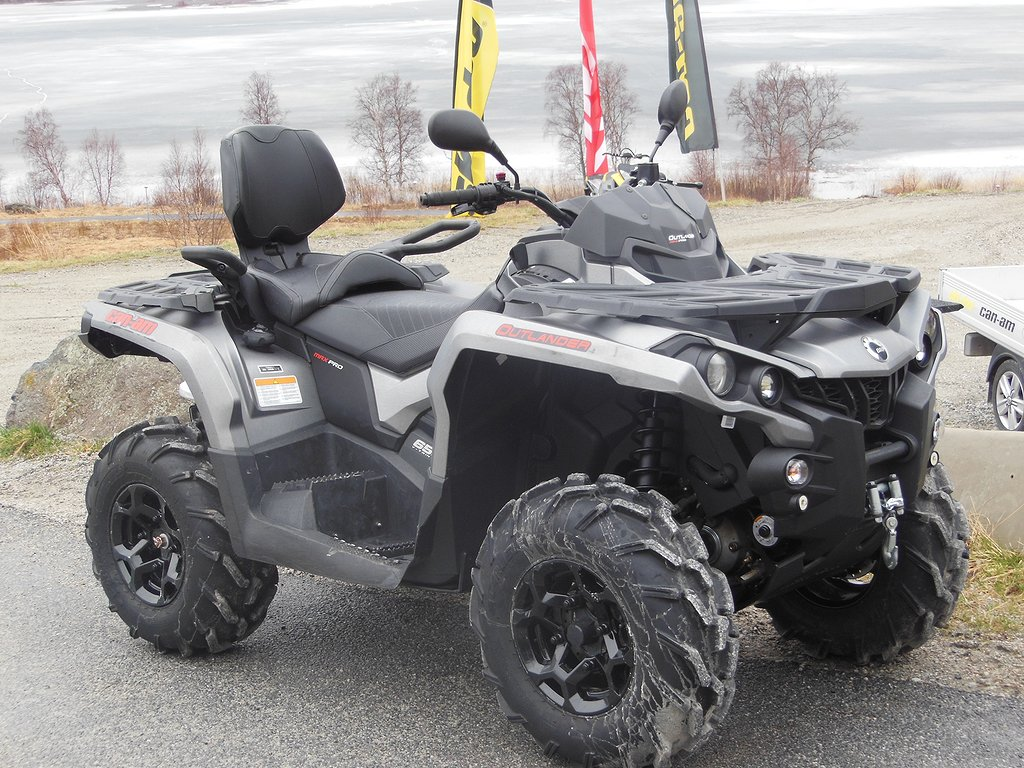 BRP Can-Am Outl. 650 Max Pro