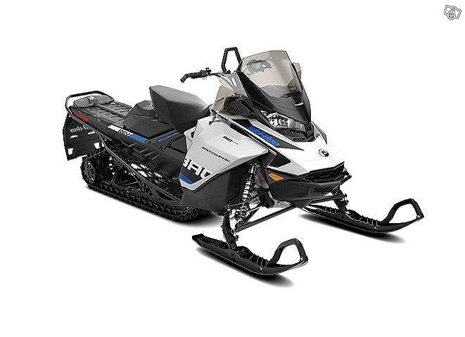 Ski-doo Backcountry 600R E-TEC -19 *Kampanj*