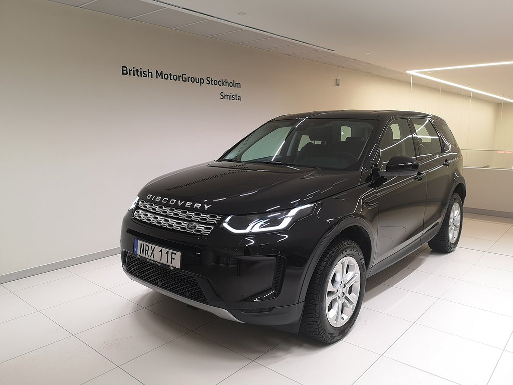 Land Rover Discovery Sport D180 AWD