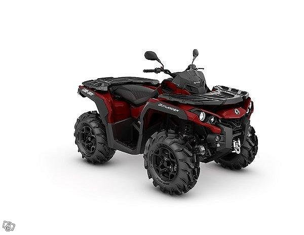 Can-Am Outlander PRO+ 650 T3B