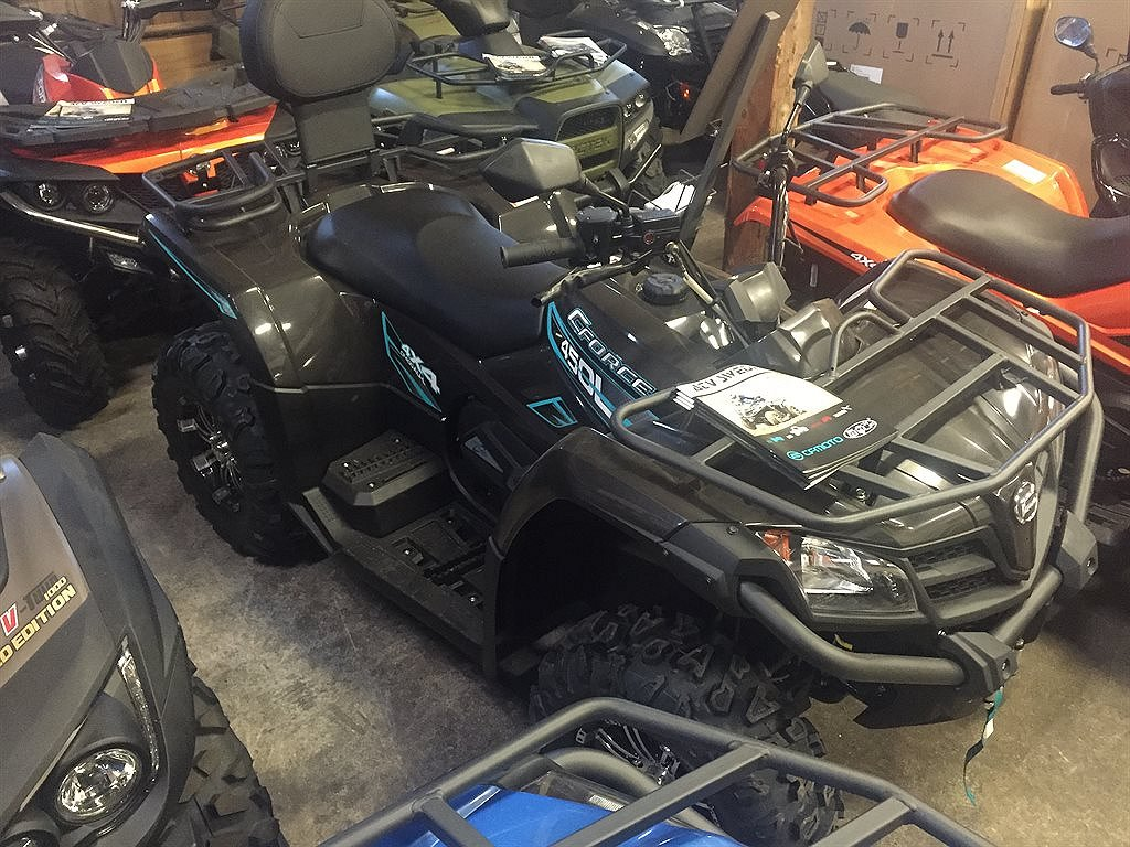 CF Moto C FORCE 450*EFI*LONG*TRAKTOR B*