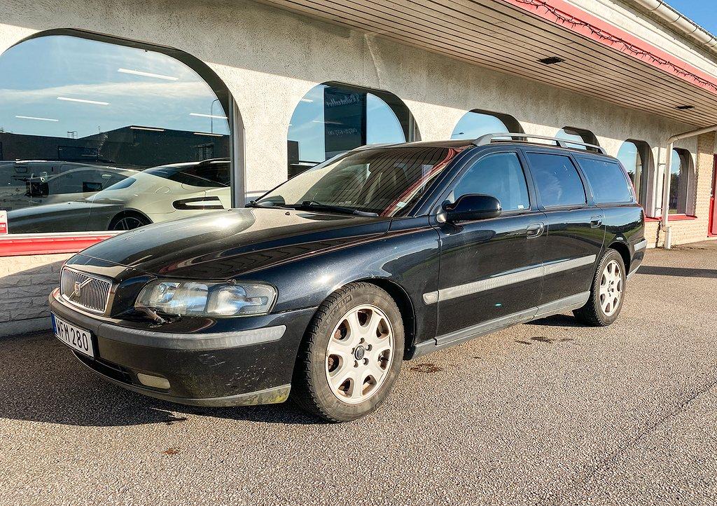 Volvo V70 D5 Business 163 Hkr Diesel RÄNTEFRITT