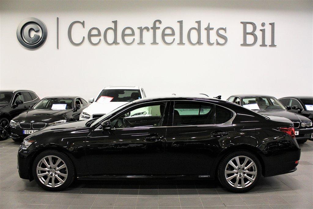 Lexus GS 450h Hybrid 3.5 V6 CVT 343hk