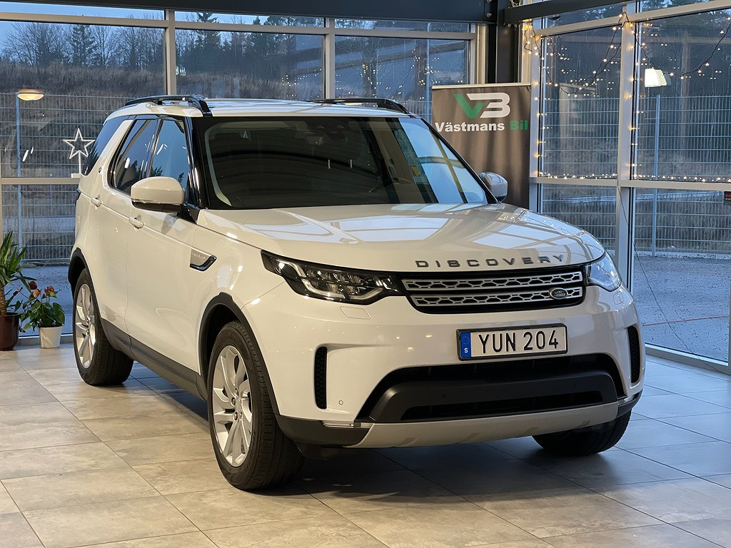 Land Rover Discovery 3.0TDV6 258hk/AWD HSE Euro6 7-sits