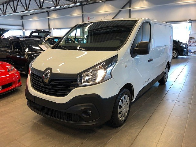 Renault Trafic 125hk L1H1 Twin Turbo