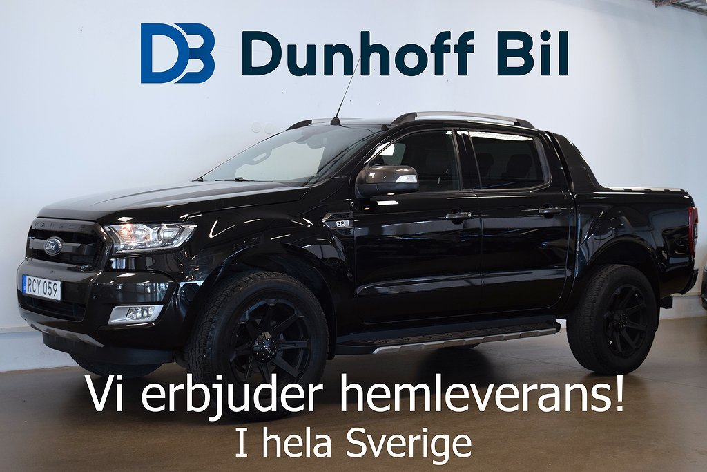 Ford Ranger 3.2 TDCi 4x4 200hk Wildtrak