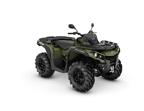 Can-Am Can-Am Outlander 570 PRO+ T3B - KAMPANJ!
