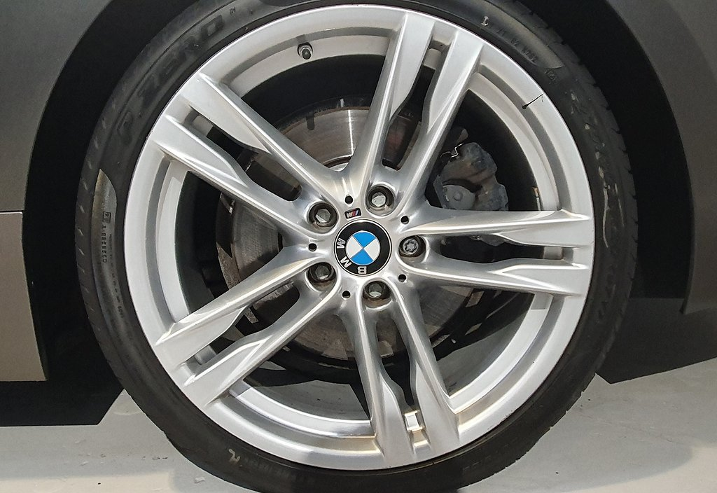 BMW 640 d Cab Steptronic Euro 6 313hk