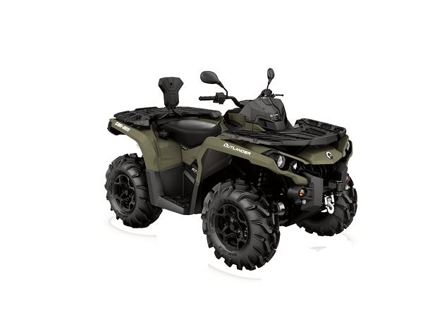 Can-Am Outlander 570 Pro T3b Ny kampanj