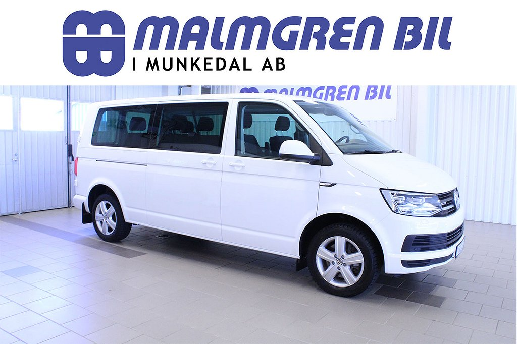 Volkswagen Transporter Kombi 204 DSG 4M 8-Sits