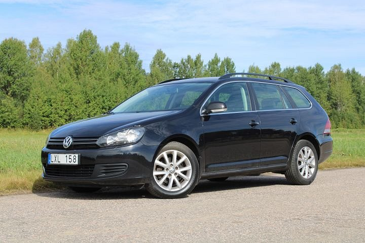 Volkswagen Golf Variant 1.6 TDI BlueMotion