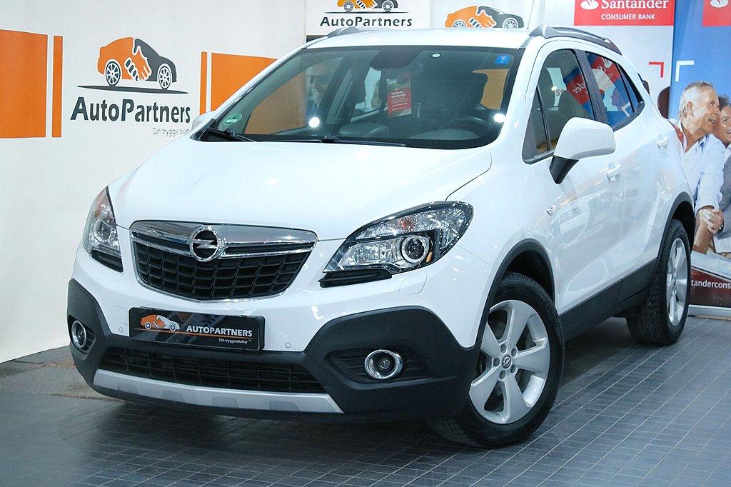 Opel Mokka 1.6CDTI ecoFLEX 4x4 EU6 FJ.DIESELVÄRAMRE TOPPSKICK!